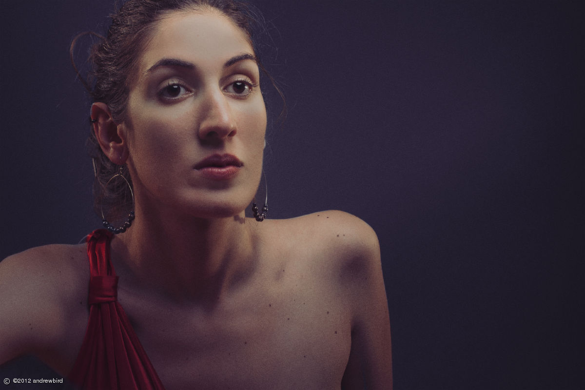 Alex Bisi  |  Model