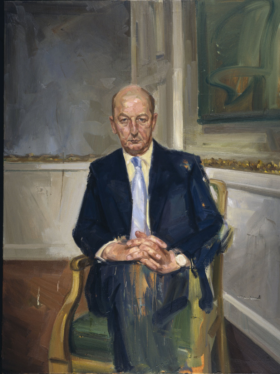 The Duke of Devonshire