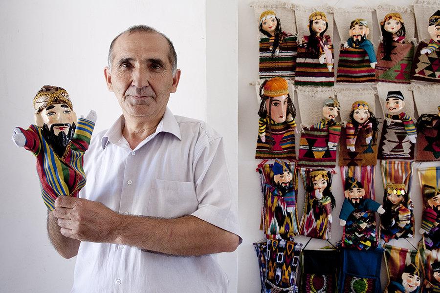 Puppet-maker