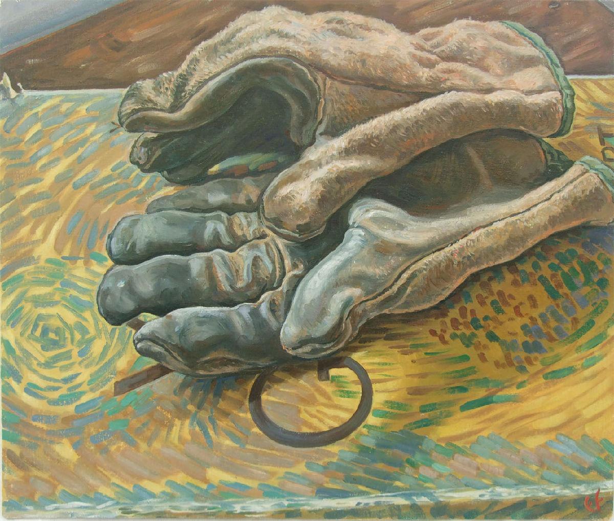 Homage to Van Gogh