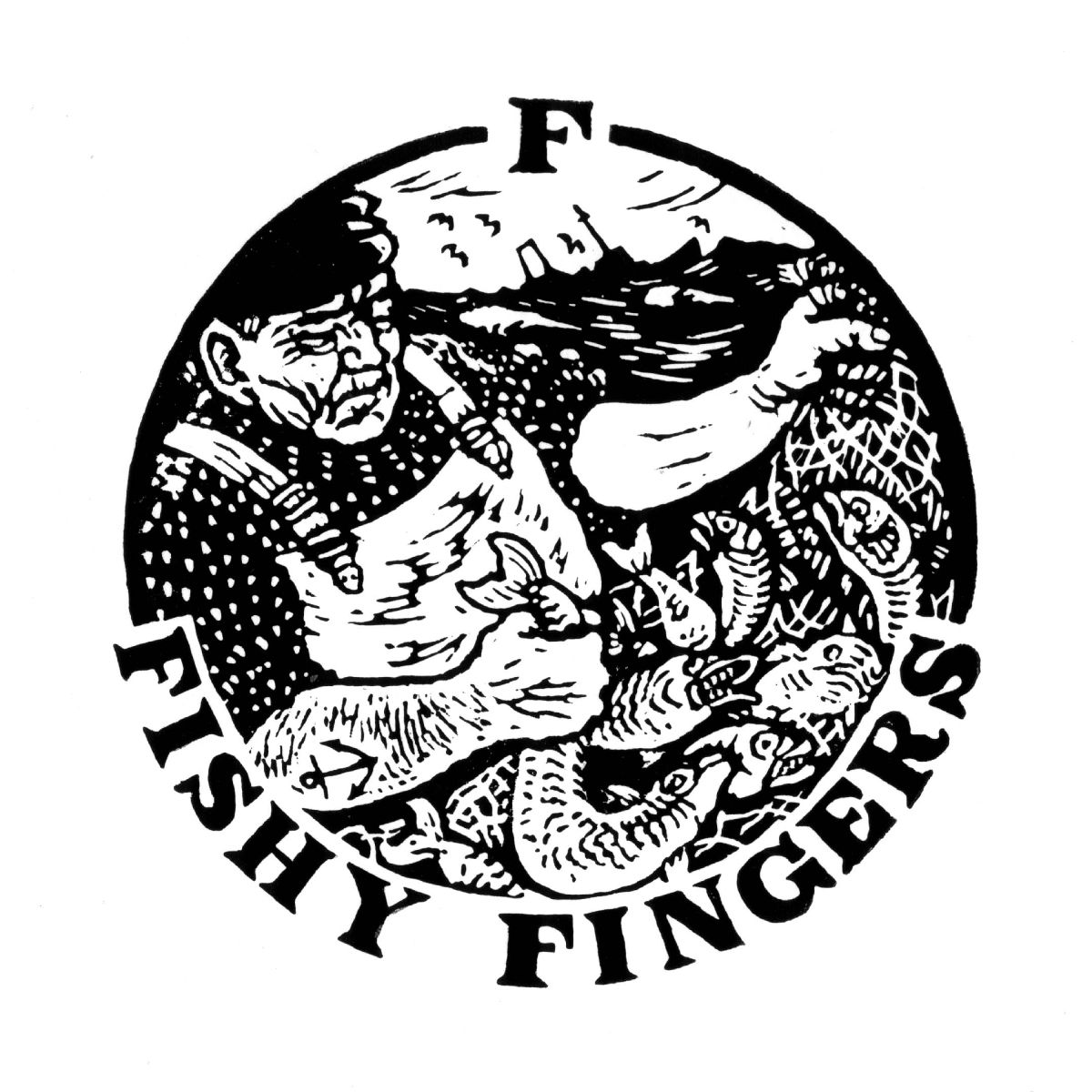 Fishy fingers