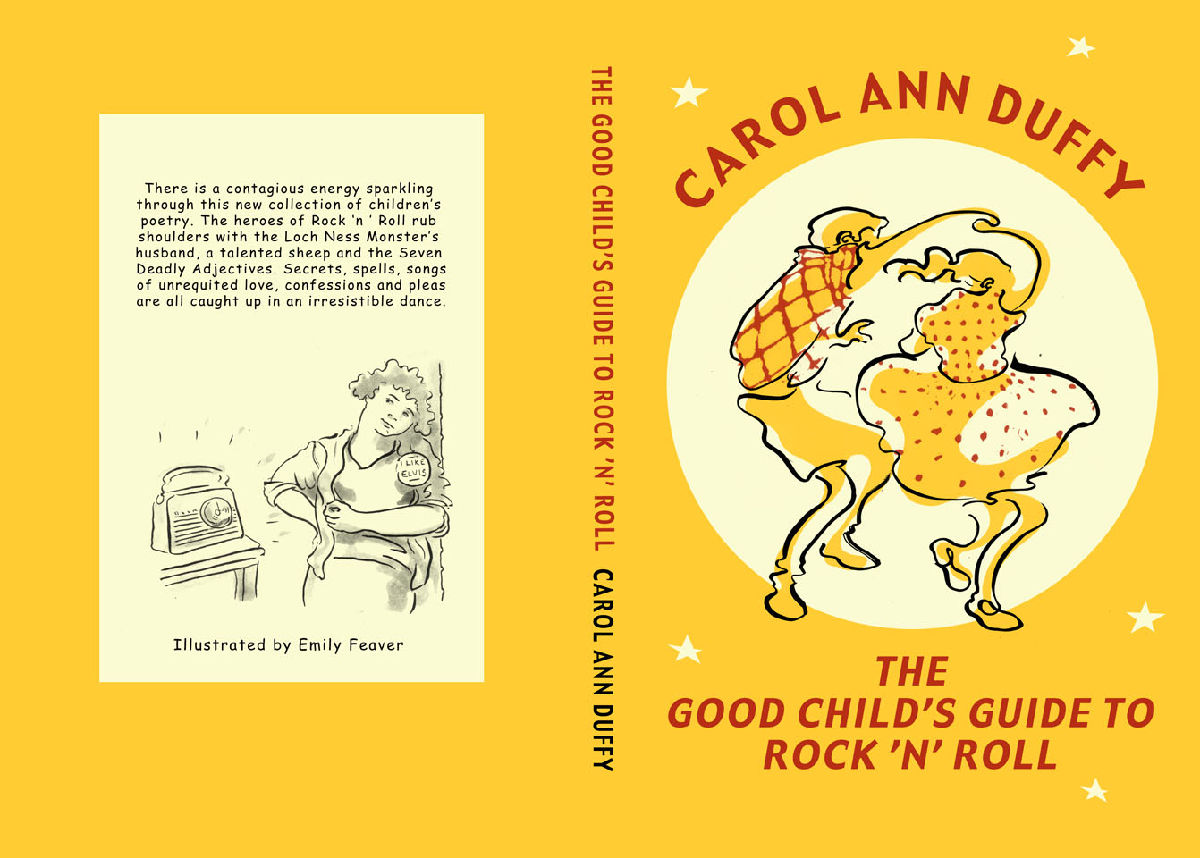 Cover for 'The Good Child's Guide to Rock 'n' Roll'
