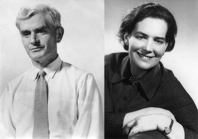 Richard & Margot Bennett