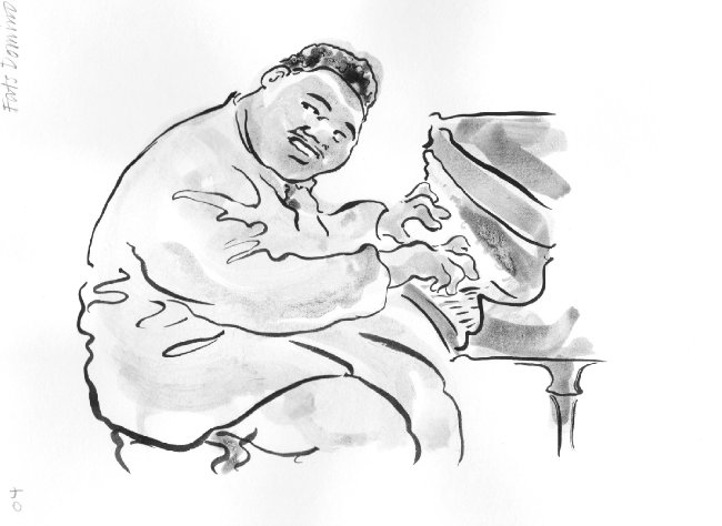 good childs guide - fats domino